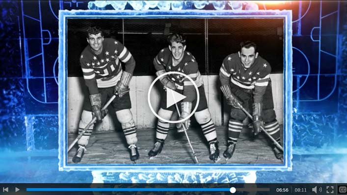Video of Lindsay Berra joining NHL Now to discuss her grandfather, Yogi Berra's love of hockey