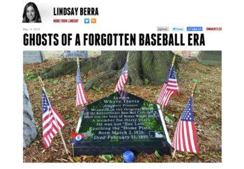 Greenwood Cemetery Sports on Earth Lindsay Berra